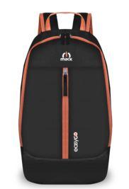 MACK MCC-3009 Easygo DayPack Siyah-Oranj