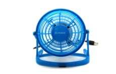 MACK MCF-10 BL Masaüstü Plastik USB Mini Fan Mavi
