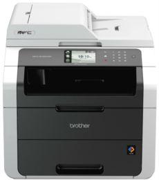 Brother A4 MFC-9140CDN Çok Fonks. Faxlı Renkli Led Lazer Yazıcı