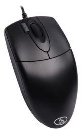 A4 TECH USB,800DPI Kablolu Optik Mouse,Siyah