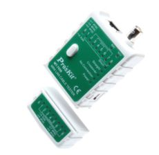 PROSKIT Mini LAN Kablo Tester