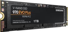 SAMSUNG 1TB 970 Plus EVO PCIE M2 NVMe 3500-3300