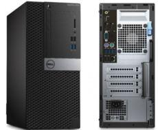 DELL Opti 5050 MT-Core i7-7700-8GB-1TB-Integrated-DVD RW-Kb-Mouse-W10Pro