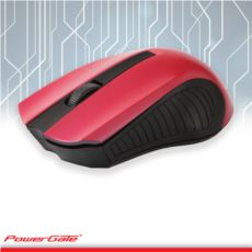 PowerGate R530K Kablosuz Nano 2.4Ghz MOUSE(Kırmızı)