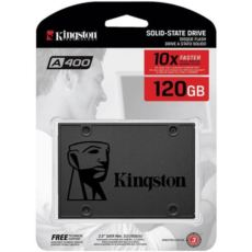 KINGSTON SSD A400 120GB 2.5 inç SATA III SSD SA400S37-120G