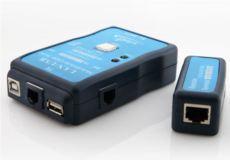 S-LINK Rj-45-Rj-11 USB Test Cihazı