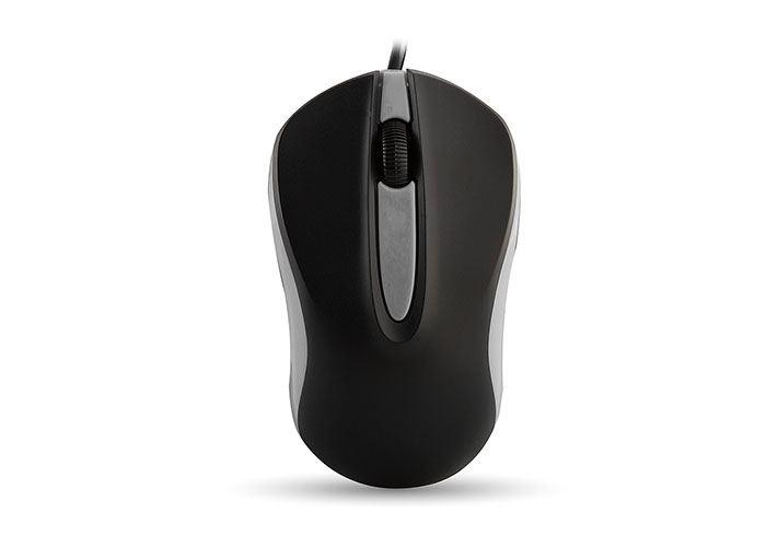 EVEREST SM-246 Siyah/Gri Kablolu Usb Mouse