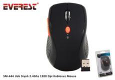 EVEREST 2.4Ghz 1200 Dpi Kablosuz Mouse