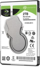 SEAGATE 2TB 2.5-- 5400RPM 128MB Sata3 Barracuda Notebook Dahili HardDisk
