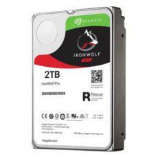 SEAGATE 2TB 3.5-- 7200RPM 128MB Sata3 Ironwolf Pro Nas Dahili HardDisk