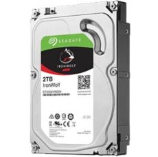 SEAGATE 2TB 3.5-- 5900RPM 64MB Sata3 Ironwolf Nas Dahili HardDisk