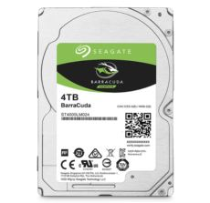 SEAGATE 4TB 2.5- 5400RPM 128MB Sata3 Barracuda Notebook Dahili HardDisk