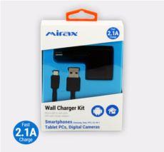 Mirax SWT-1220 Micro USB Bağlantılı Şarj Kit