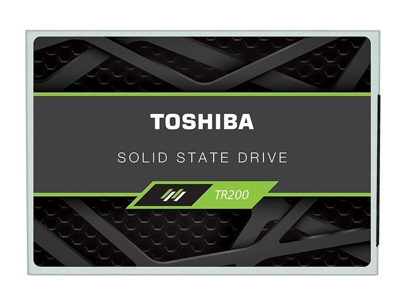 TOSHIBA OCZ 240GB TR200 OCZ SATA3 2.5' 555/540 Nand 3d SSD Disk