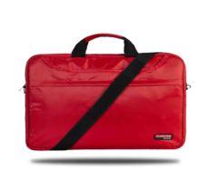 CLASSONE 15.6- Uyumlu Toploading Serisi Notebook Çantası Kırmızı Renk
