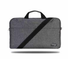 CLASSONE 15.6- Uyumlu Toploading Serisi Notebook Çantası Gri Renk
