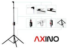 AXINO 200*200cm Tripod Projeksiyon Perdesi
