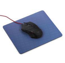 TX Tek Renk Baskısız Mousepad -240x200x2mm (MAVİ)