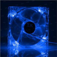 TX 12cm Mavi Sessiz Kasa Fanı TXCCF12BL