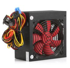TX 450W KUTULU 12CM FANLI 3XSATA 3XIDE 1X6PIN POWER SUPPLY