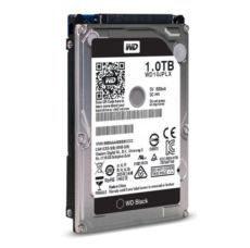 WD 1TB 2,5- 7200RPM Sata3 32MB Black Dahili Notebook Harddisk