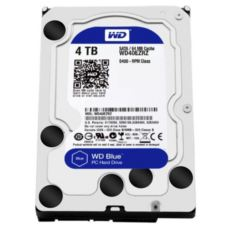 WD 4TB 3.5- 5400RPM 64MB Sata3 Blue Masaüstü Dahili HardDisk