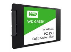 WD 120 GB Green Sata3 SSD 545-465 Flash SSD