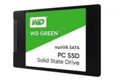 WD 240 GB Green Sata3 545-465 Flash SSD