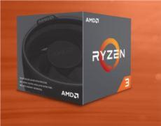 AMD 1200 Ryzen 3 3.1GHz 8MB AM4 İşlemci